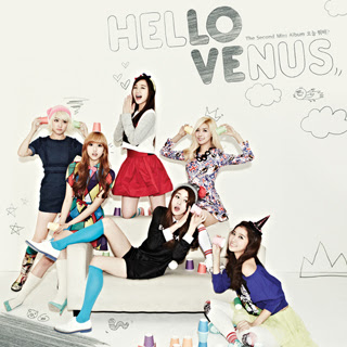 Hello Venus - What Are You Doing Today? Lyrics