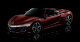 Acura NSX Roadster gets official for The Avengers movie