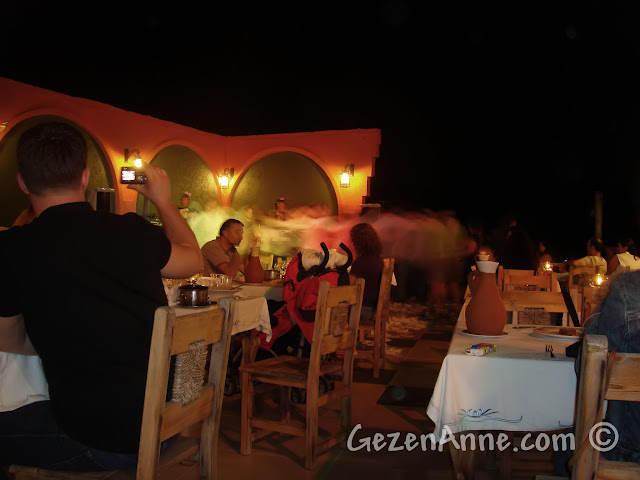Voyage Belek'teki Rum tavernasında