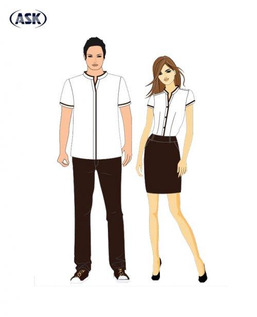 Trang phục Quản lý - Tiếp tân #13