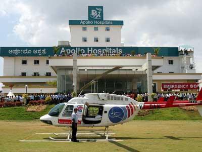 Apollo Hospitals, Бангалор