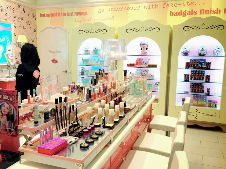 Benefit Cosmetics 1utama