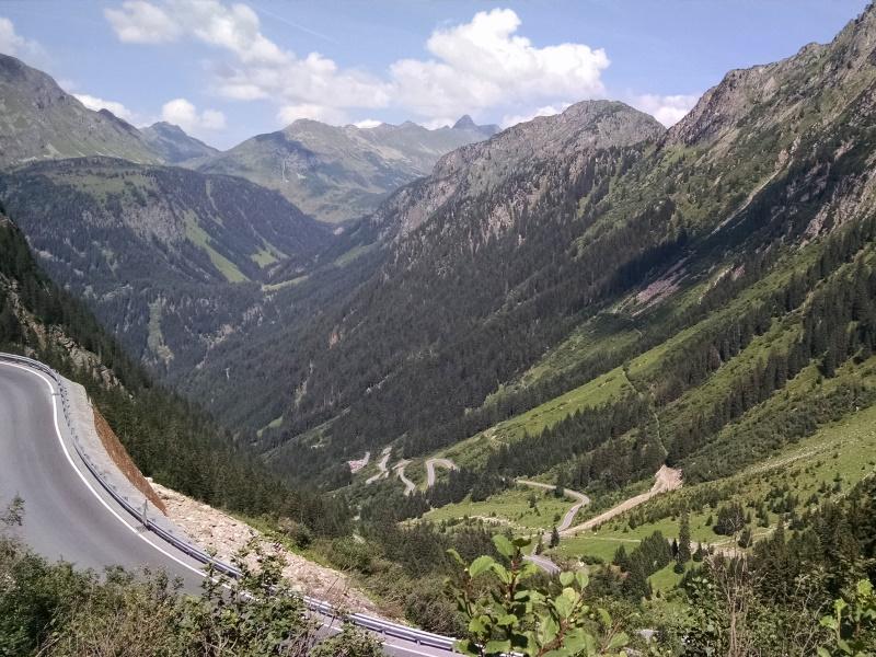 Silvretta High Alpine Road, Vorarlberg