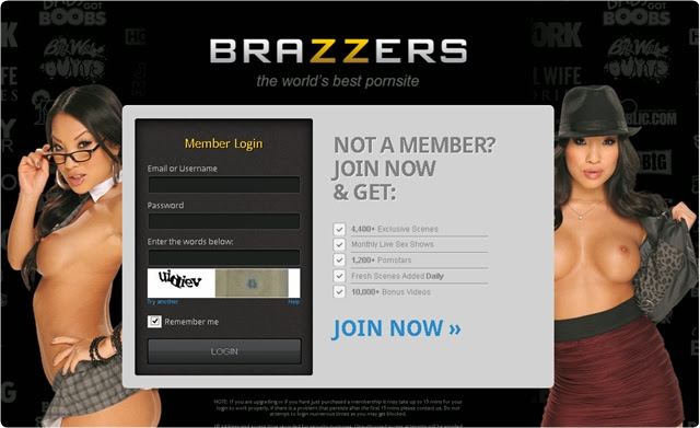 Passwords Brazzers Premium Accounts 09.12.13