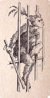 gravure singe