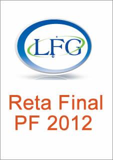retafinal Arquivologia Reta Final Policia Federal 2012 LFG