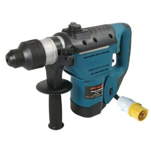 Buy 30mm 1000w SDS ROTARY HAMMER DRILL AND ACCESSORIES KIT 110V
