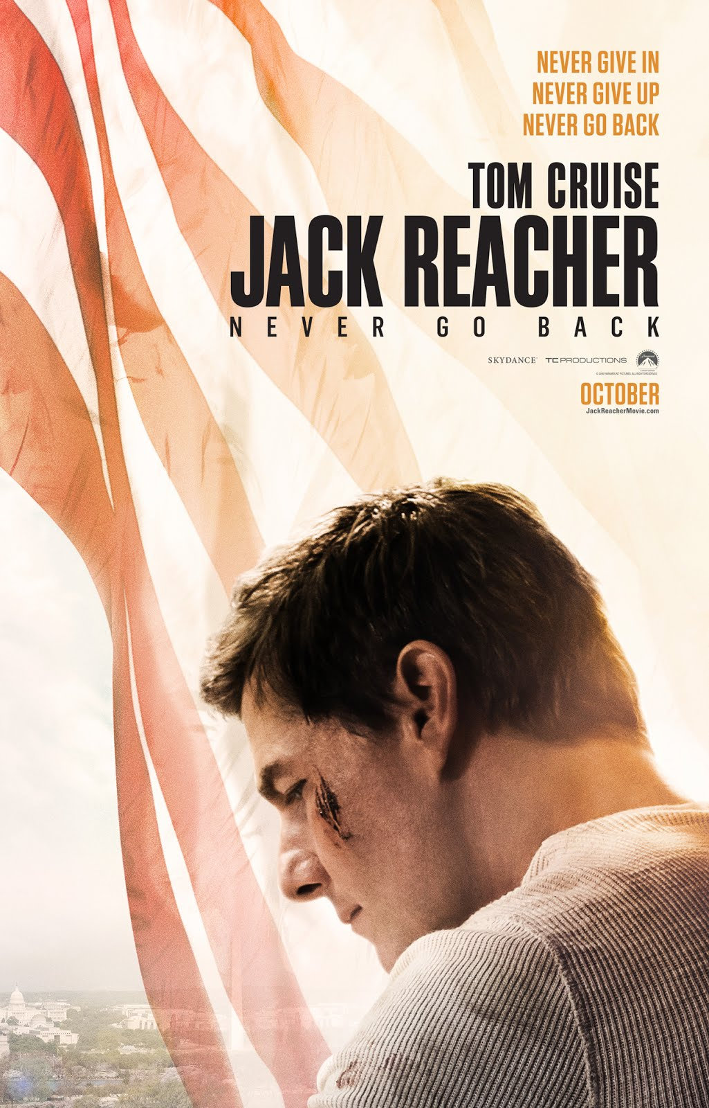 Jack Reacher: Không Quay Đầu - Jack Reacher: Never Go Back