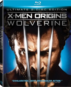X-Men Origins: Wolverine (2009) BluRay 720p 700MB