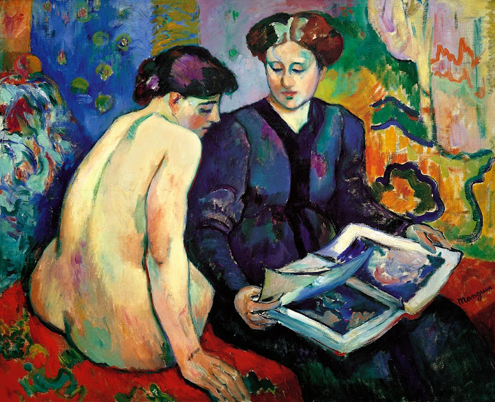Henri-Charles Manguin - The Prints, 1905