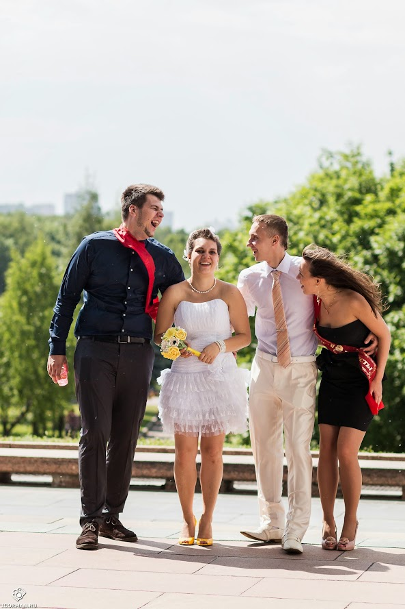 Фотограф на свадьбу TFP