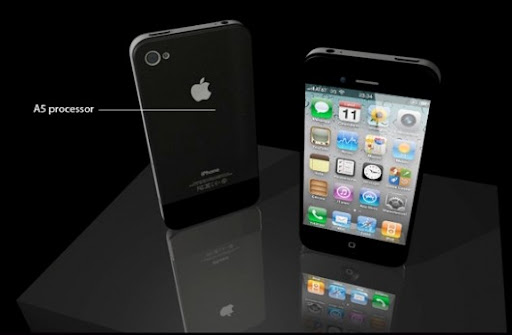 iphone 5 concept by Henry Panella, iphone 5, iphone 5 concept