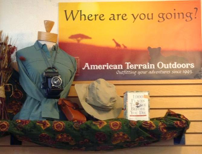Outdoor Apparel White Plains NY | American Terrain Outdoors at 175 E Post Rd, White Plains, NY