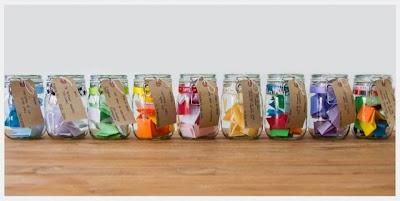 Memory Maker Jars - Gift Memory Jar