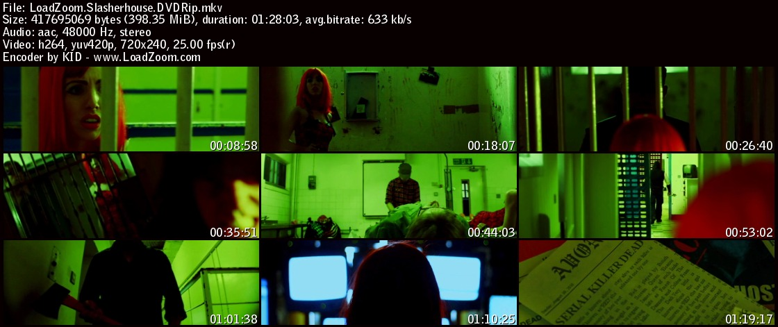 movie screenshot of Slasher House fdmovie.com