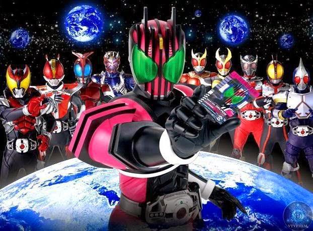Kamen Rider Decade Vietsub