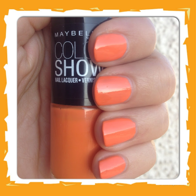 Maybelline: Color show | Blossommakeupartist