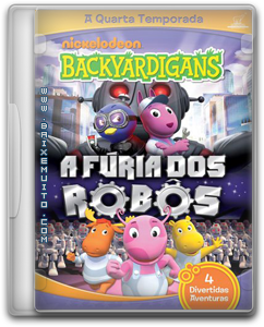 back Download   Backyardigans: A Fúria dos Robôs Dublado Baixar Grátis