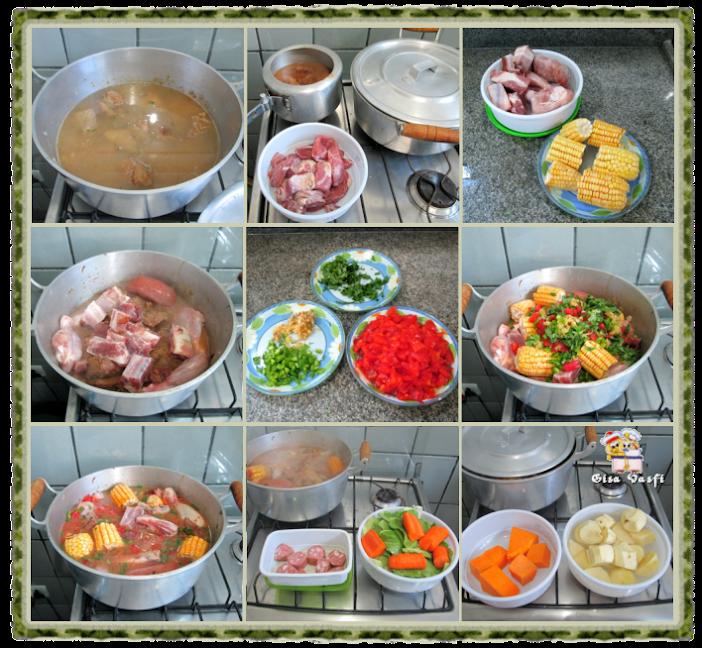 Cozido com pirão 4