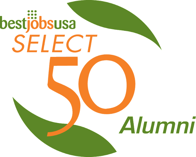 BestJobsUSA | The Select 50 Employers | Alumni List