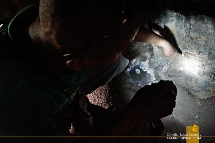 Relic Remnants at Hoyop-Hoyopan Cave in Camalig, Albay