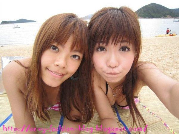 Bikini Show Chinese Teen