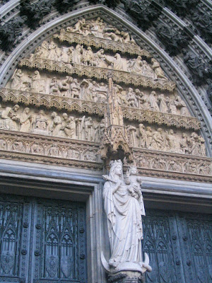 Door of Koln Cathedral