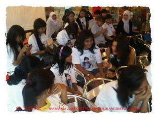 Mini Gathering Teman TerINDAH Makassar with IDP [image by @TemanTerINDAH]