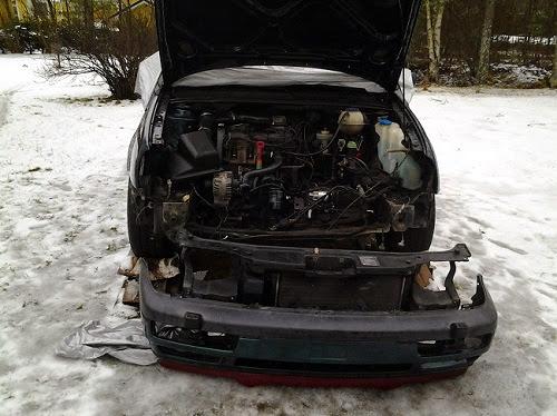 kitiiz: VW Vento 1.8T  Purkua