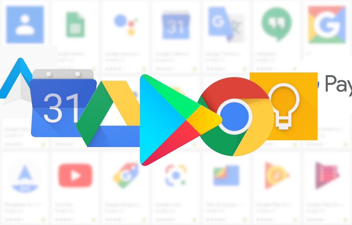 Google Family of Apps