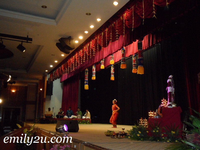 Arangetram lobby decorations for Arangetram stage decoration ideas