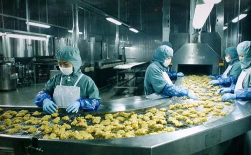 Đơn hàng chế biến thực phẩm cần 9 nam và 15 nữ làm việc tại Ibaraki Nhật Bản tháng 11/2017