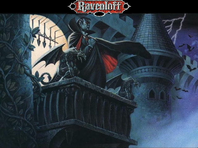 ravenloft Mundos de Dungeons & Dragons
