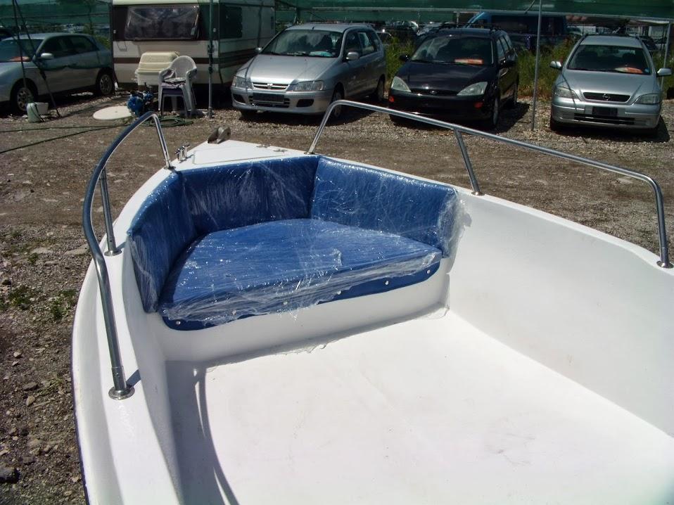 Лодки Second-hand Нов Внос DVCI9039