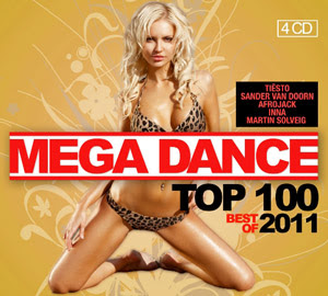 5 Download   Mega Dance Top 100 Best Of 2011