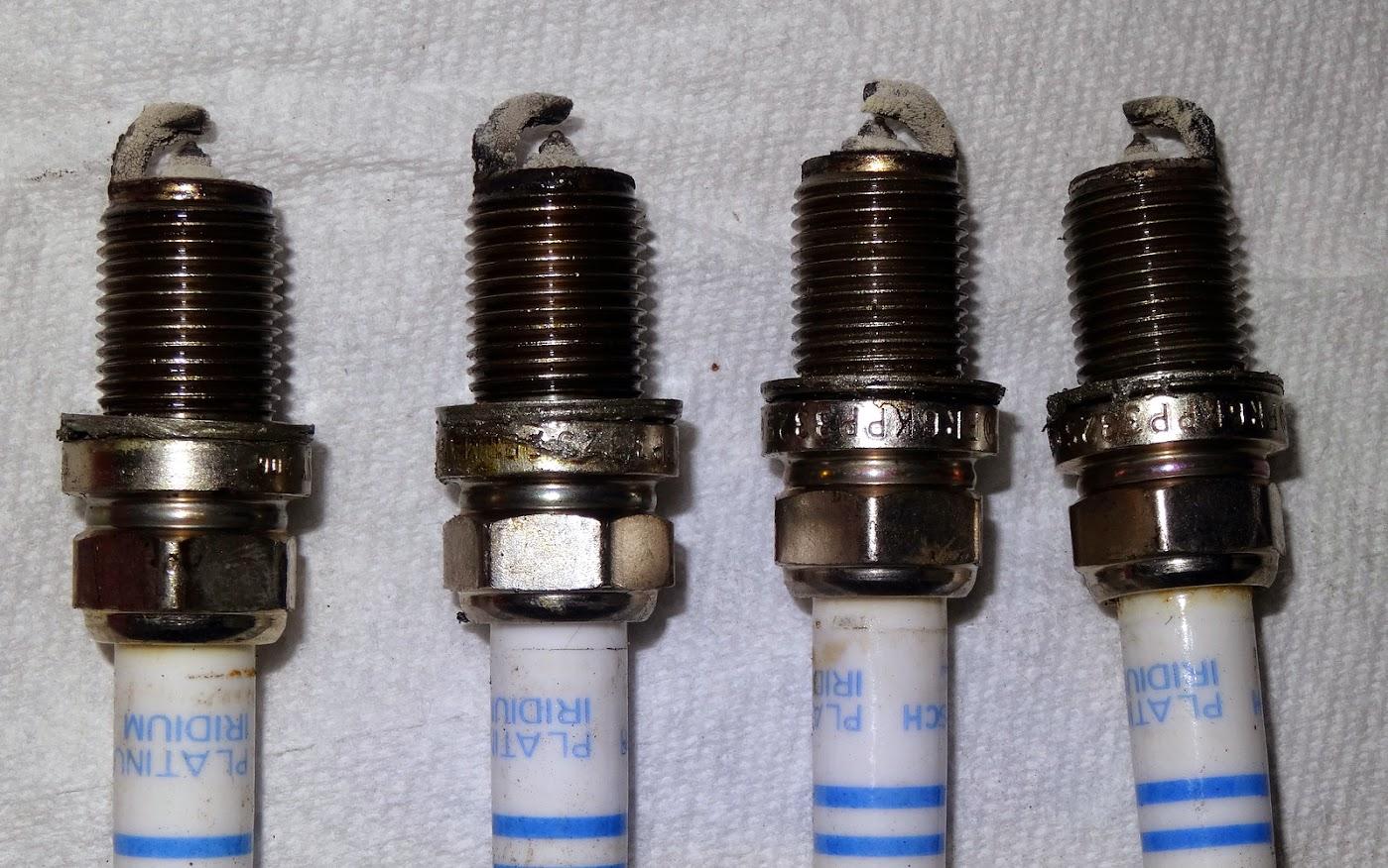 VWVortex.com - Nasty spark plugs!