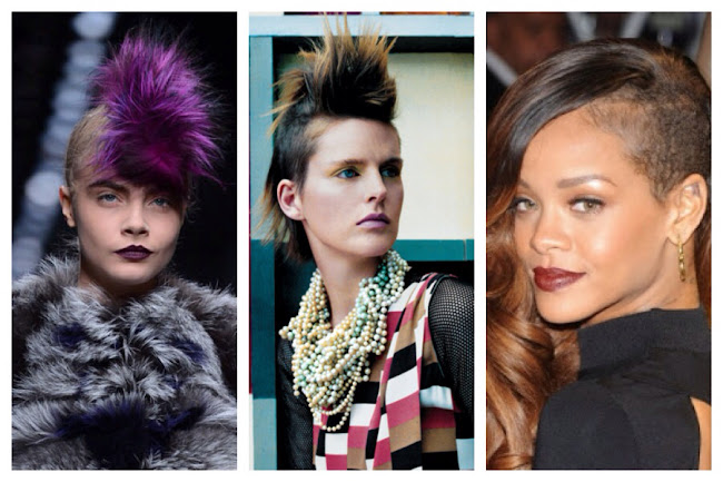 Estilo Punk tendencia 2014