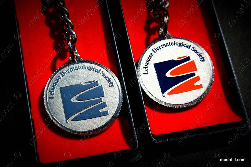 Key Medals - Corporate Logo