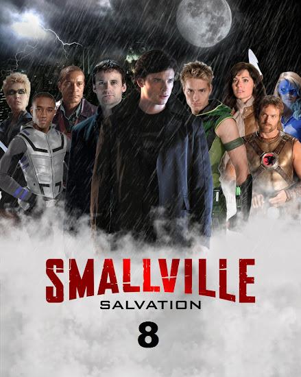 Smallville Season 8 ผจญภัยหนุ่มน้อยซุปเปอร์แมน ปี 8 ( EP. 1-10 END ) [พากย์ไทย]