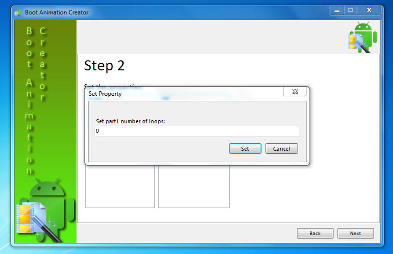 [GUIDE] Créer ou porter n'importe quelle animation de démarrage via des vidéos/images [Bootanimation] [25.11.2013] Bootanimcreator2