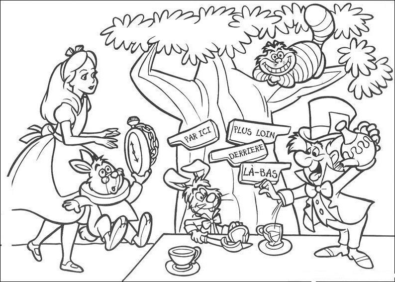 Disney – Page 10 – Dibujos Disney