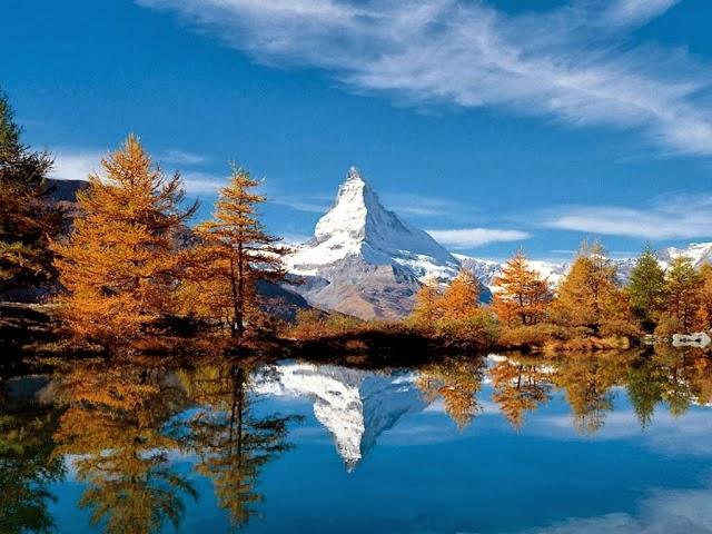 Férias de Inverno nos Alpes Suiços