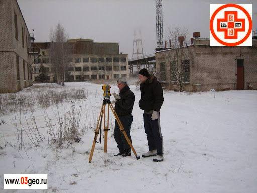 Фото топографо-геодезических работ, средние расценки на изготовление геоподосновы и что такое инженерно-топографический план смотрите на странице http://www.03geo.ru/prom_05