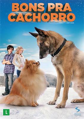 Filme Poster Bons Pra Cachorro DVDRip XviD Dual Audio & RMVB Dublado