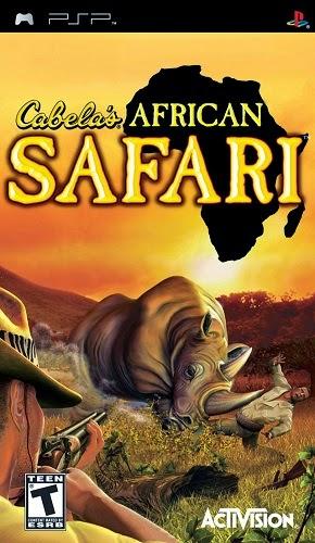 Cabela's African Safari PSP