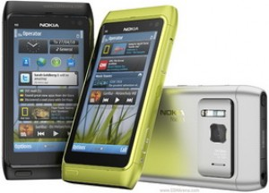Nokia N8 New Mobile Phone from Nokia | Nokia Oro Symbian Anna release with a layer of gold