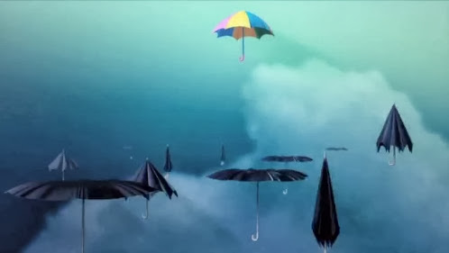Flying Umbrellas (2010)