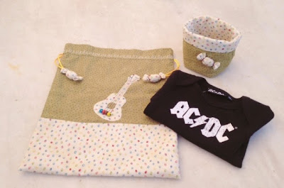 Costura bonita: regalo para bebé