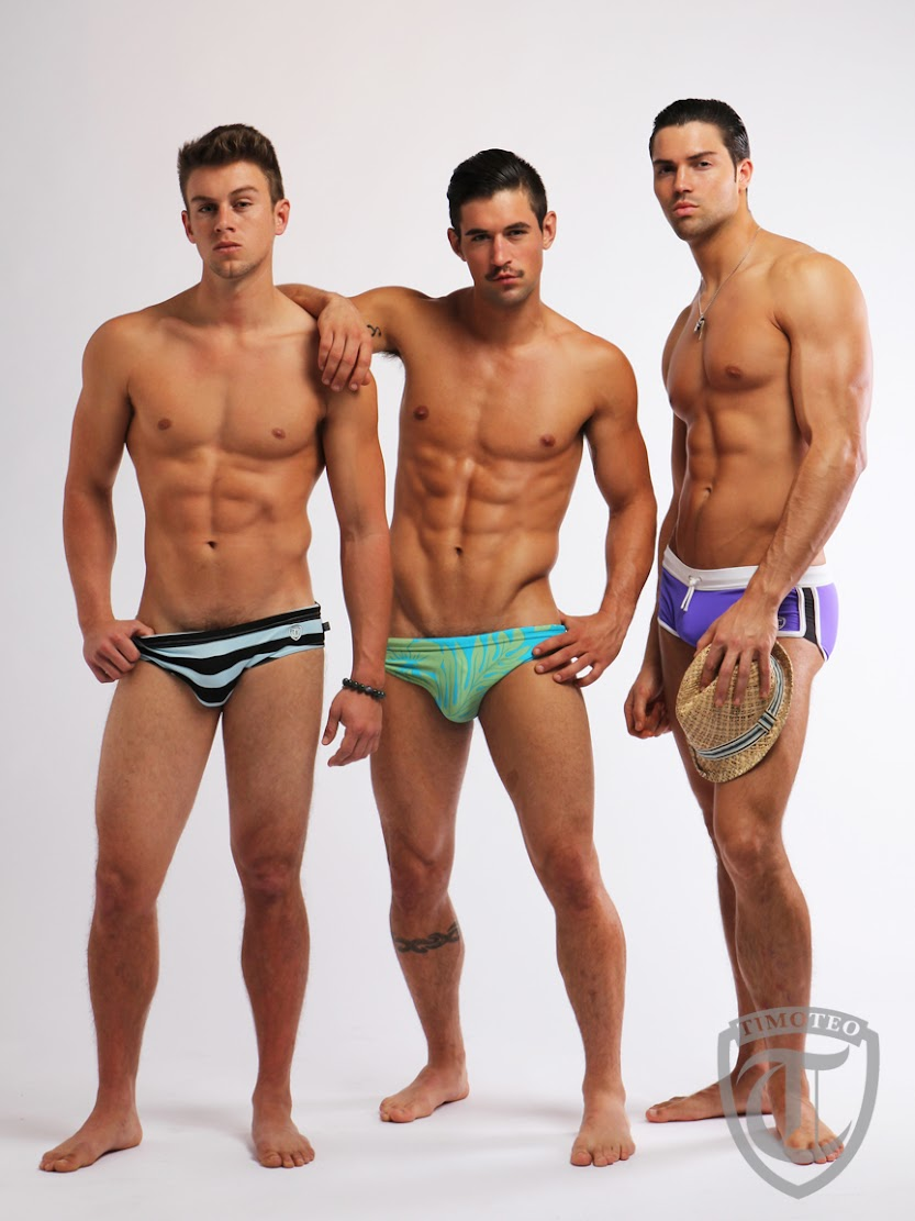Hero Underwear by Timoteo