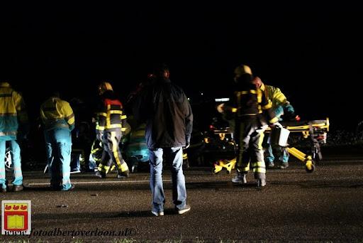 Automobilist gewond bij eenzijdig ongeval op de grens overloon venray 11-12-2012 (10).JPG